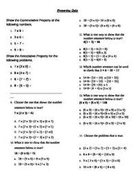 multiplication worksheet distributive property two digit by