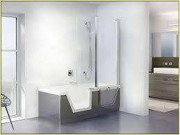 superb one piece tub surround with window 96 bathtub shower combo