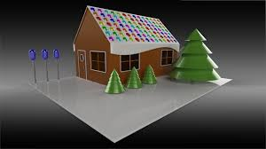 Solidworks Home Design Solidworks Magnetic Mates Make Gingerbread House Design Easy