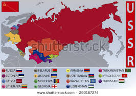 former soviet union map soviet union stock images royalty free images vectors