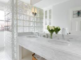 glass block designs for bathrooms glass block bathroom ideas houzz