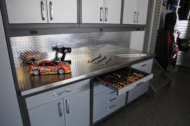 garage workshop ideas for creating a versatile and organized space garage workshop ideas cabinets