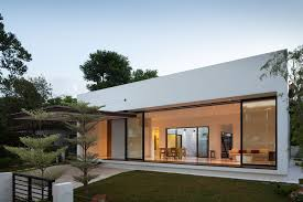 u shaped houses architectures luxury home plan design bedroom that has a great