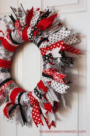 s day ribbon wreath landeelu