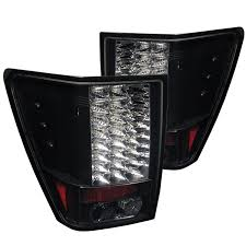 spyder jeep amazon com spyder jeep grand cherokee 05 06 led tail lights