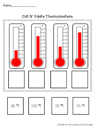 temperature worksheets 2nd grade free worksheets library