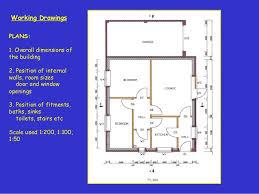 floor plan scales scale drawings