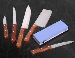 best whetstone for kitchen knives knife sharpening stone 2 side grit 1000 6000 whetstone premium