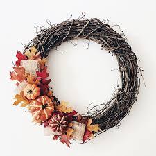 thanksgiving wreath diy wreaths
