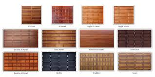 garage doors with door wooden garage doors products silvertondale pretoria aladdin