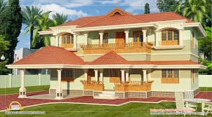 home design kerala style story sq ft march floor house plan free