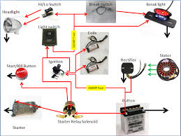 cafe racer wiring diagram on cafe images free download wiring