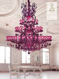 Pink Chandelier Burleson Illumination On Pinterest Chandeliers Baroque And Pink Chandelier