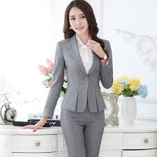styles of work suites womens business pants suits cool purple womens business pants