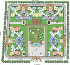 site plan sikka kamya greens
