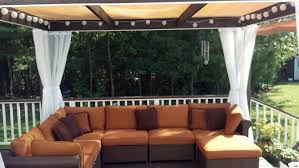 Screened In Pergola by Patio Screening Examples See Photos