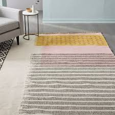 Indoor Outdoor Rug Ikat Mix Indoor Outdoor Rug West Elm