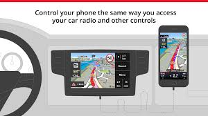 pixel car top view sygic car navigation android apps on google play