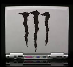 monster energy vinyl decal sticker texas die cuts