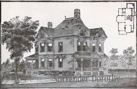 victorian house plans gothic frame dwelling vintage house plans
