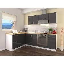 cuisine gris laqué ilot cuisine gris laque achat vente ilot cuisine gris laque