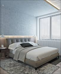 King Tufted Headboards Bedroom Fabulous White Leather Tufted Headboard Contemporary