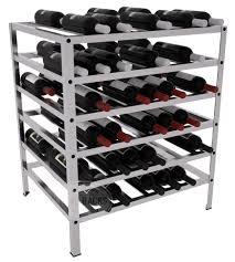 hd heavy duty metal series wine rack wine racks america