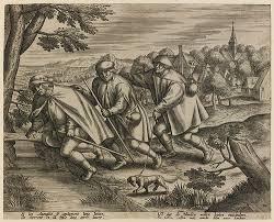 Pieter Bruegel Blind Leading The Blind Blind Leading The Blind Flickr