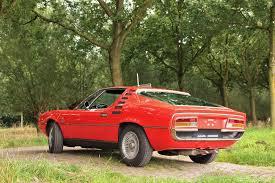 alfa romeo montreal alfa romeo montreal 1975 classic sports cars holland