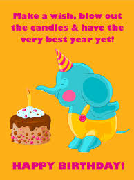 have a great day happy birthday card for kids birthday