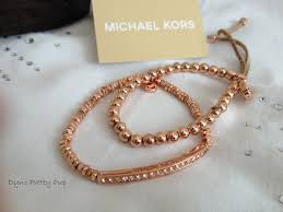rose gold heart charm bracelet images Buy michael kors pave rose gold bracelet gt off63 discounted JPG