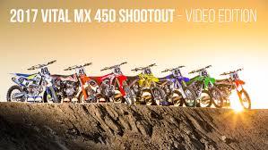 motocross action 250f shootout 2017 vital mx 450 shootout motocross feature stories vital mx