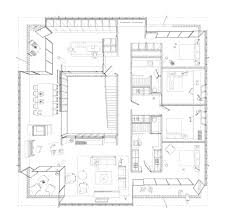 l shape home plans house plan downward sloping block house design with elevated