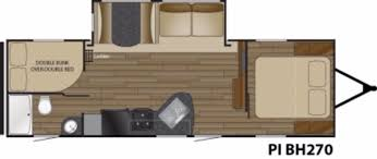 heartland pioneer bh270 rvs for sale camping world rv sales