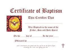 sample baptism certificate template birth certificate template 02