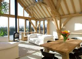 prefab house contemporary timber frame house wooden frame