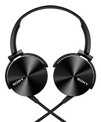 amazon black friday headset amazon com sony mdrxb450ap extra bass smartphone headset black