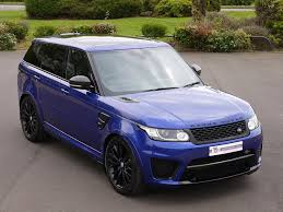 wanted all new shape range rover and range rover sport in