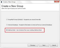 how to create an outlook address book in 2013 how to link groupmail to your outlook address book