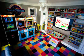cool game room ideas best video game rooms u2014 decorationy