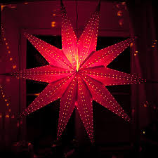 kron lume scandinavian lighting swedish christmas star starry night by blacksapphire via flickr