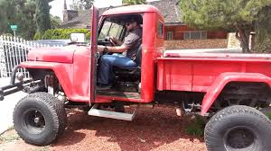 willys jeep truck 1947 willys truck youtube