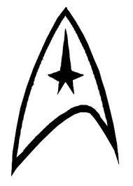 25 star trek insignia ideas star trek star
