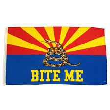 Mass State Flag Arizona State Flags Flag Of Arizona