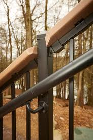 Handrails Tips On Installing Handrails On Brick Steps With Minimal Hassle