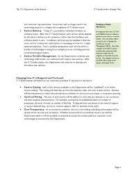 Us Department Of The Interior Bureau Of Land Management It Transformation Plan