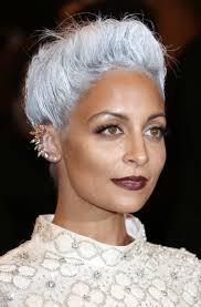 black women short grey hair photos black women white hair women black hairstyle pics
