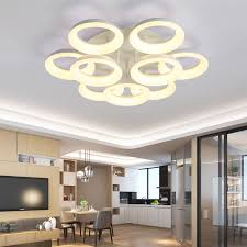 Led Bedroom White Round Ceiling - aliexpress com buy neo gleam round modern led ceiling lights for