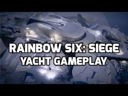 siege habitat rainbow six siege yacht gameplay wolf in his habitat