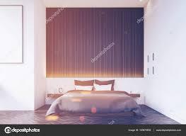 mur de chambre en bois vue de de chambre avec mur en bois aux tons photographie